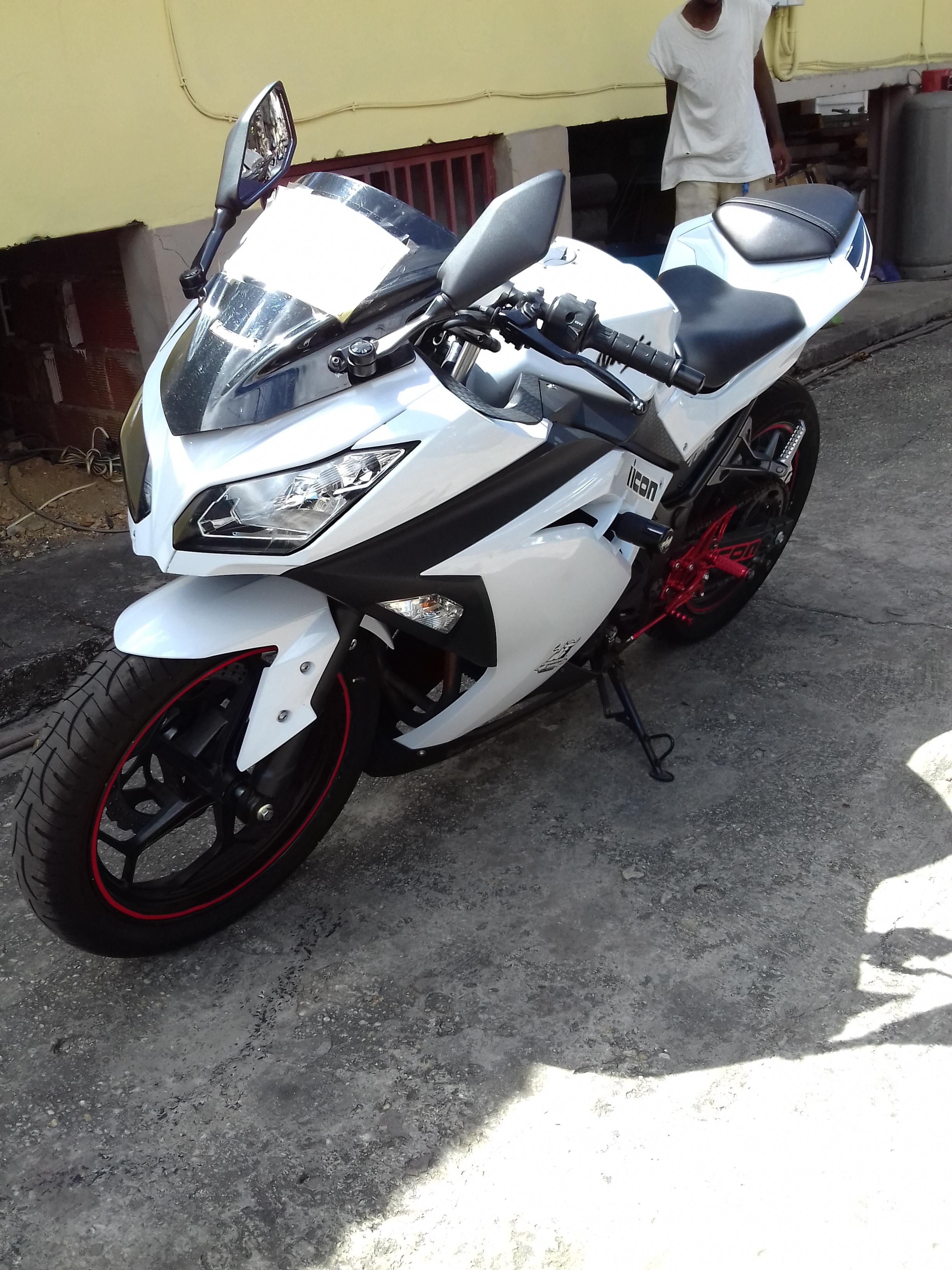 Kawasaki Ninja 300 Usedmotorcyclepartstt